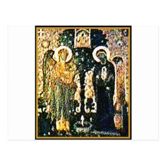 England Canterbury Church Annunciation The MUSEUM Postcard