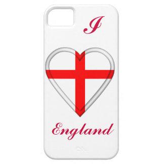 England English Flag iPhone 5 Case