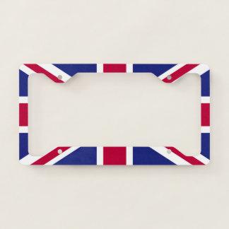 England Flag Licence Plate Frame