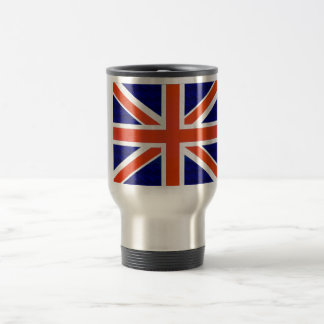 England Flag Travel Mug
