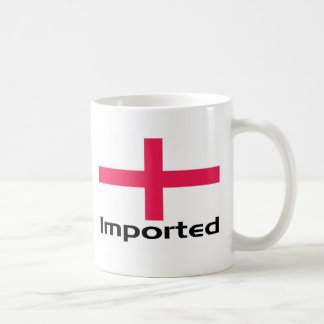 England - Imported Coffee Mug