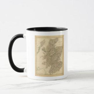 England Map Mug