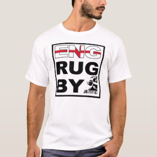 England Rugby (jbrugby) T-Shirt