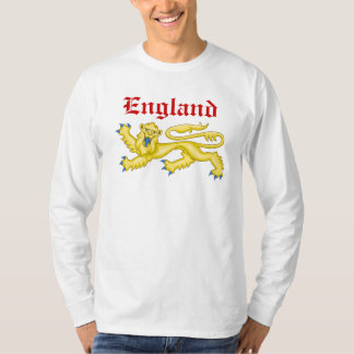 England Snarling Lion Shirt