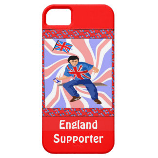 England supporter iPhone 5 case