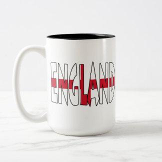 England Two-Tone Mug