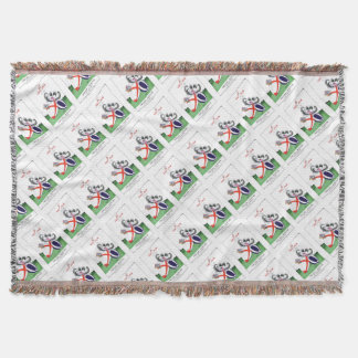 england v scoland rugby balls from tony fernandes throw blanket