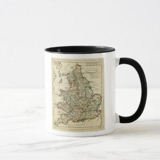 England, Wales Roman, modern Mug