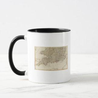 England, Wales, south Mug