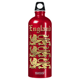 England Water Bottle