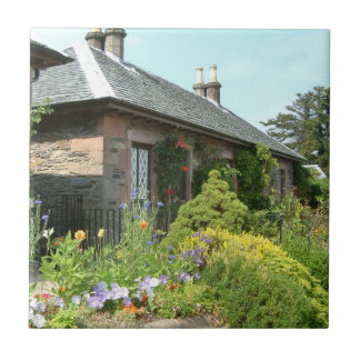English Cottage II Ceramic Tiles