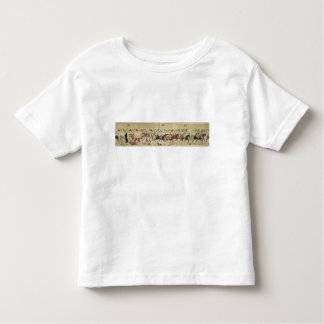 English & French soldiers fall side by side Toddler T-Shirt