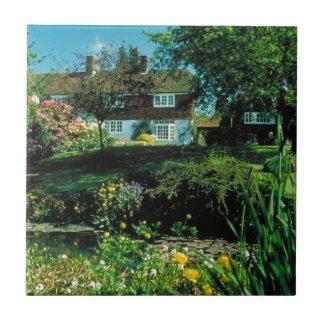 English garden & cottage tile