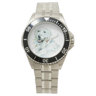 English Golden Retriever Watch