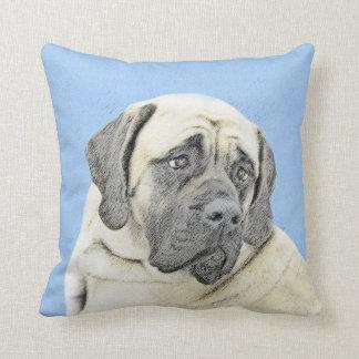 English Mastiff (Fawn) Cushion