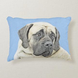 English Mastiff (Fawn) Decorative Cushion