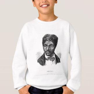 Engraved Portrait of African American Dred Scott Sweatshirt