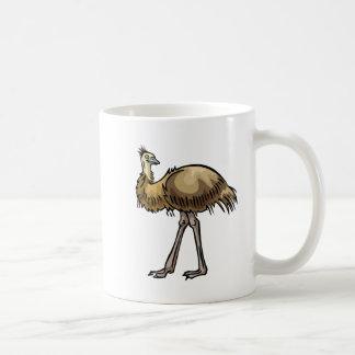 Enis Emu Coffee Mug