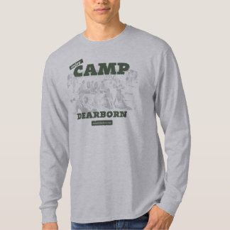Enjoy Camp Dearborn Mens LS Tee