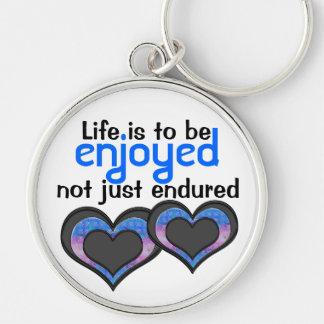 Enjoy Life Key Chain