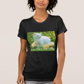 Enjoy The Little Things Cute Animals Shirt