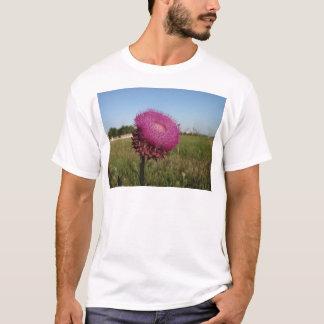 Enormous Purple Thistle T-Shirt