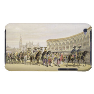 Entry of the Toreros in Procession, 1865 (colour l iPod Touch Case-Mate Case