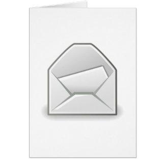 Envelope Note Card