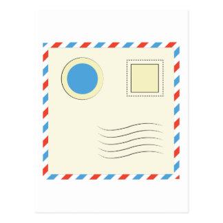 Envelope Postcard