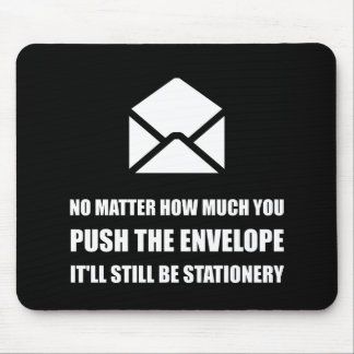 Envelope Stationery Mouse Pad