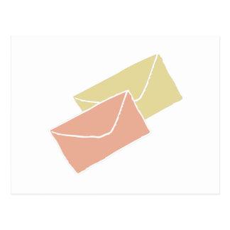 Envelopes Postcard