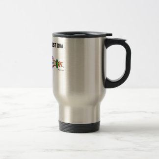 Environmentalist DNA Inside (DNA Replication) Coffee Mug
