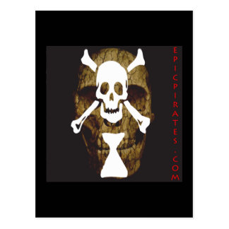 Epic Pirates Banner #10 Postcard
