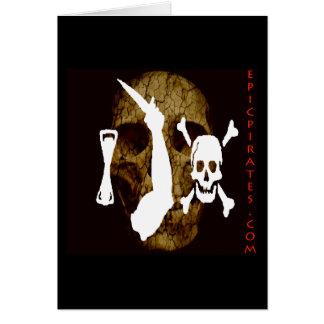 Epic Pirates Banner #8 Card