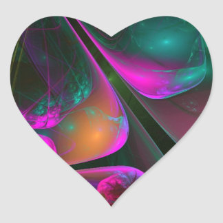 Epineux Heart Sticker