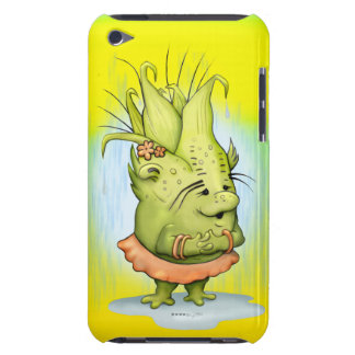 EPIZELE CUTE ALIEN CARTOON iPod Touch Barely There iPod Covers