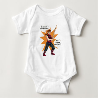 EQTC Chocolate Shirt