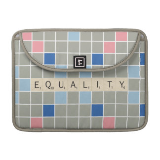 Equality Sleeve For MacBook Pro