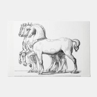 Equestrian Door Mat