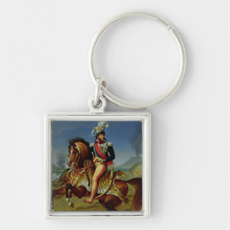 Equestrian Portrait of Joachim Murat  1812 Key Ring