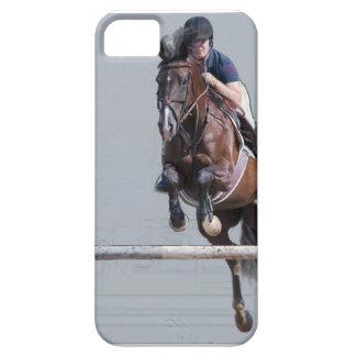 Equestrian Sports-Jumper iPhone 5 Case