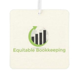 Equitable Bookkeeping Air Freshner