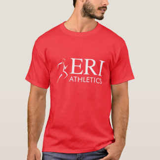ERI Athletics - Red Short Sleeve T-Shirt