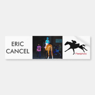 Eric Cancel Sky Chaparral Bumper Sticker