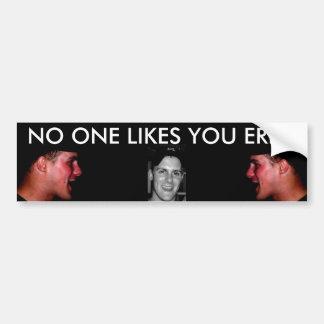 ERIC McP Bumper Sticker