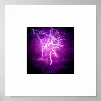 Erie Lightning... Poster
