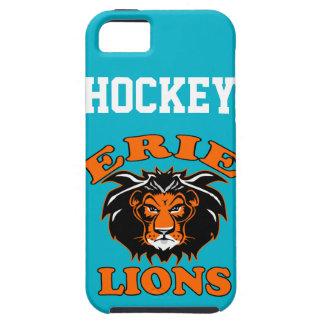 Erie Lions Hockey 5/5S Phone Case