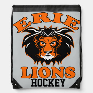 Erie Lions Hockey Bag