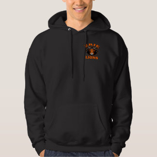 Erie Lions The Puck Stops Here Hoodie