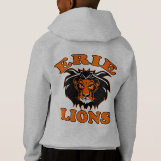 Erie Lions Youth Hoodie